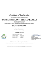ISO/TS 16949:2009 <br>Automotive Quality Management System