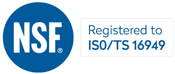 Tamsan continues leading the industry now with the ISO/TS 16949:2009 certificate