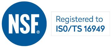 Tamsan continue d'être à la pointe de l'industrie avec le certificat ISO / TS 16949: 2009