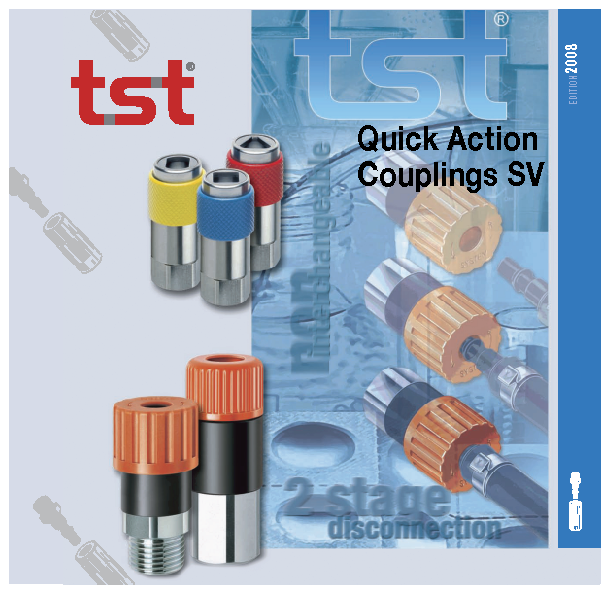 QUICK ACTIONS COUPLINGS SV