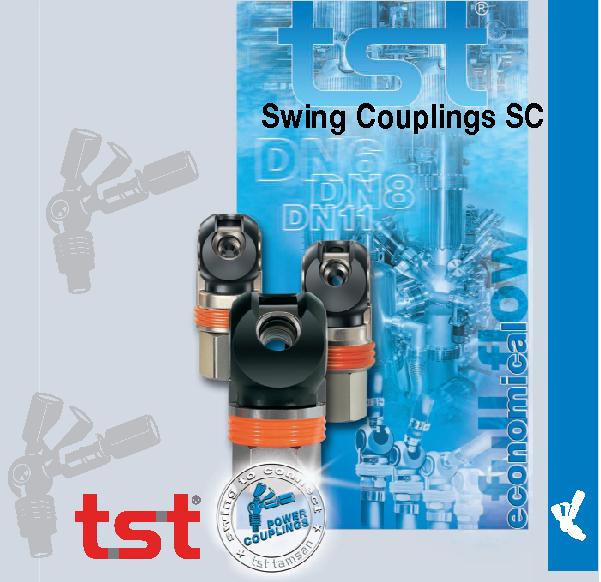 SWING COUPLING SC