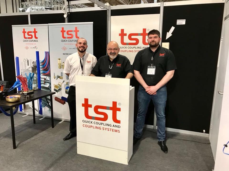 AIR-TECH 2018 Birmingham / TST UK