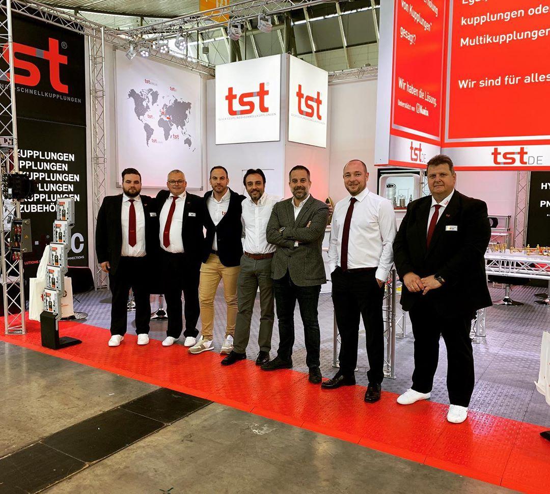 TST DE l Moulding Expo 2019
